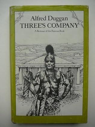 book cover of Three\'s Company