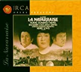 Music : Massenet: La Navarraise / Horne, Domingo, Milnes, Bacquier, Zaccaria, Davies, LSO, Lewis
