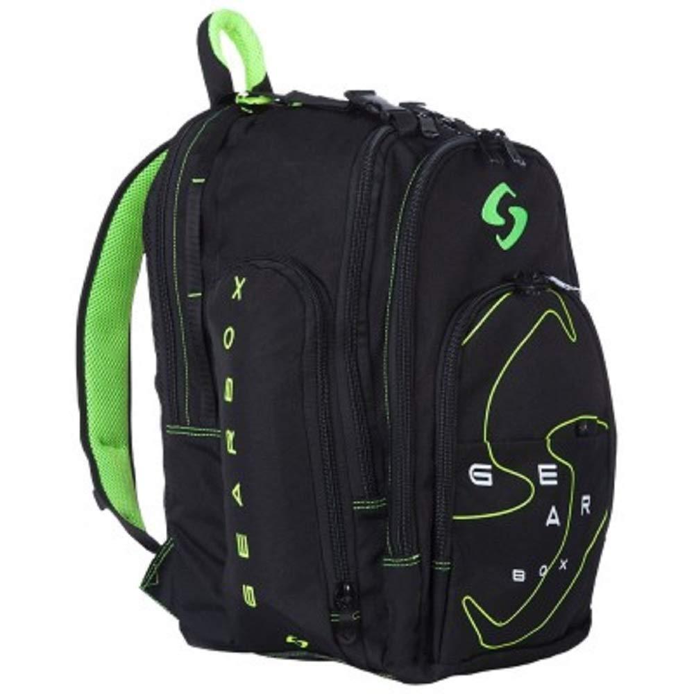Gearbox Backpack (Black/Neon Yellow)
