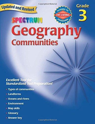 Spectrum Geography, Grade 3: - Spectrum Store Locations