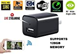 DENT USB Charger Hidden Camera Camera featuring WiFi - Best Reviews Guide