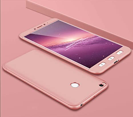 YFXP XiaoMi Mi MAX 2 Funda - Funda XiaoMi Mi MAX 2 360 Grados ...
