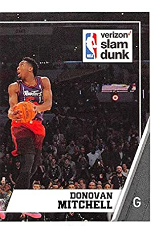brand new fe161 ddc2c Amazon.com: 2018-19 Panini NBA Stickers Collection #407 ...
