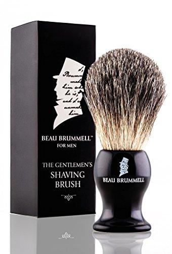 heavy wooden hair brush - 3