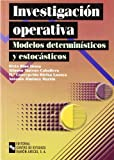 img - for Investigaci n operativa: modelos determin sticos y estoc sticos book / textbook / text book