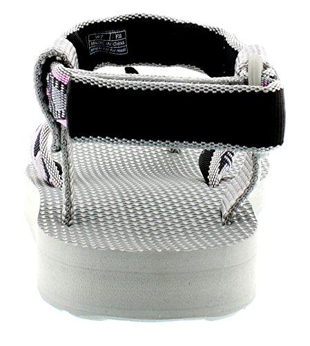 Teva Pink Mosaic Sandal Original Women's Tq1xfrTw