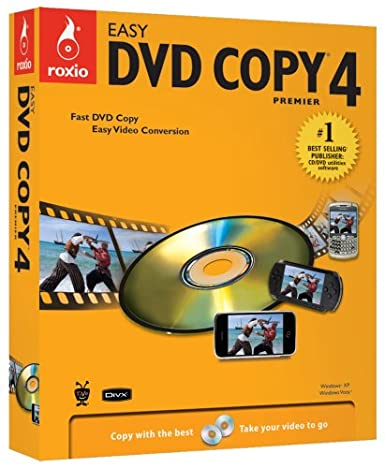 copying divx to dvd