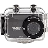 Vivitar DVR 787HD - action sports cameras (Lithium-Ion (Li-Ion), 1920 x 1080 pixels, AVI, LCD, MicroSD (TransFlash)