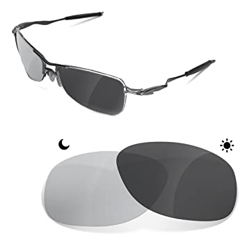 7fd4d0950b sunglasses restorer Lentes de Recambio Fotocromático Gris para Oakley  Crosshair 1.0: Amazon.es: Deportes y aire libre