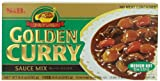 S&B Golden Curry Sauce Mix, Medium Hot, 8.4 Ounce