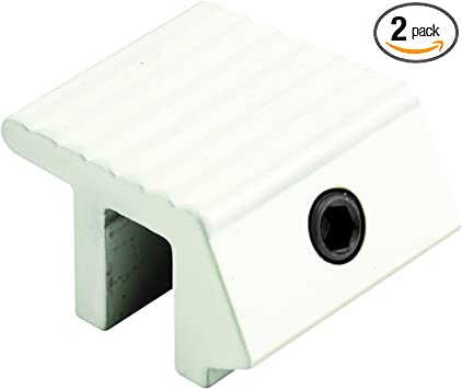 Defender Security U 9819 Sliding Window Security Lock Aluminum, Prime-Line Products Economy Home Improvement Pack of 4