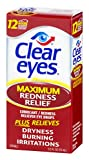 Clear Eyes,Redness Relief Eye Drops