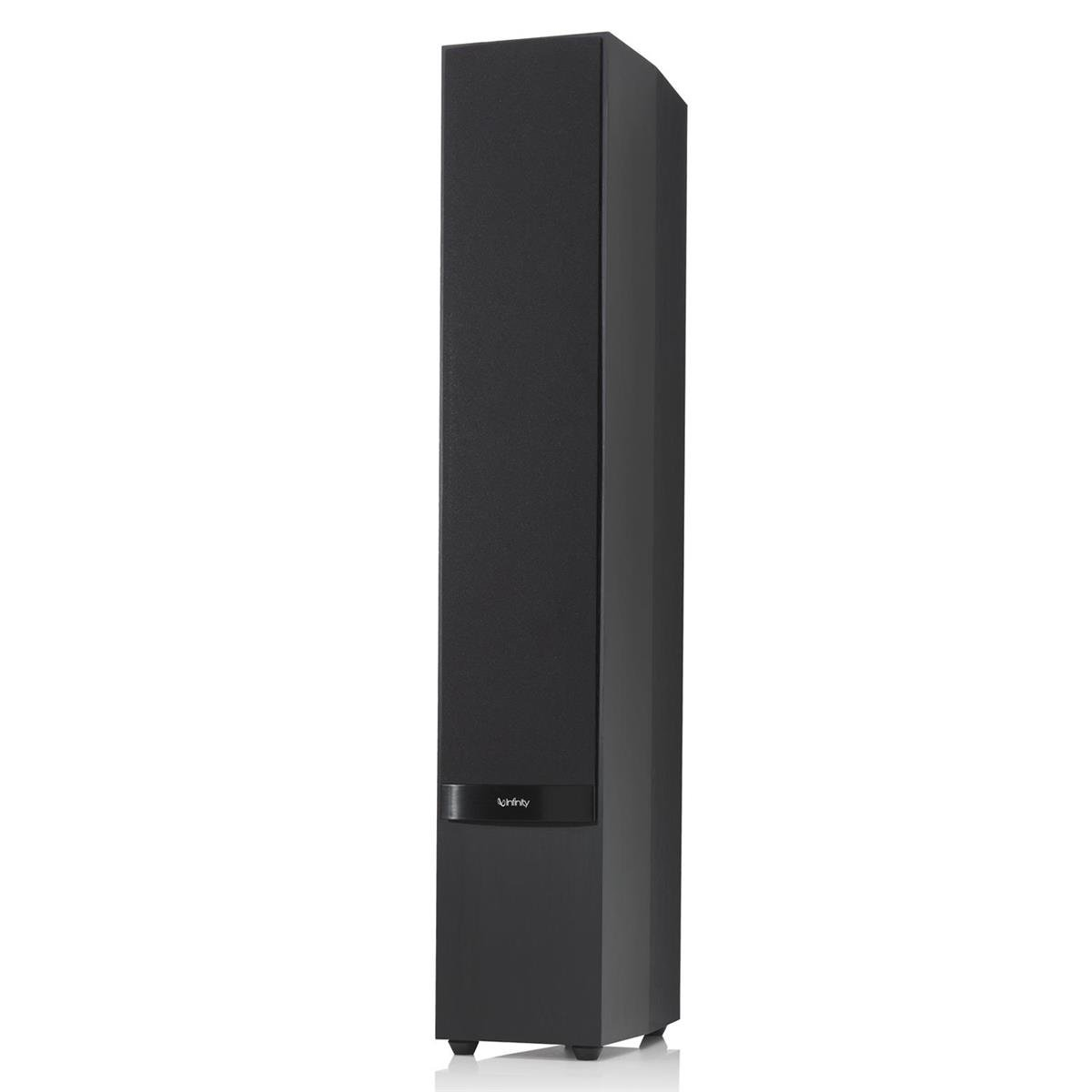 Infinity R263 Black (Each) 3-way Tower Speakers