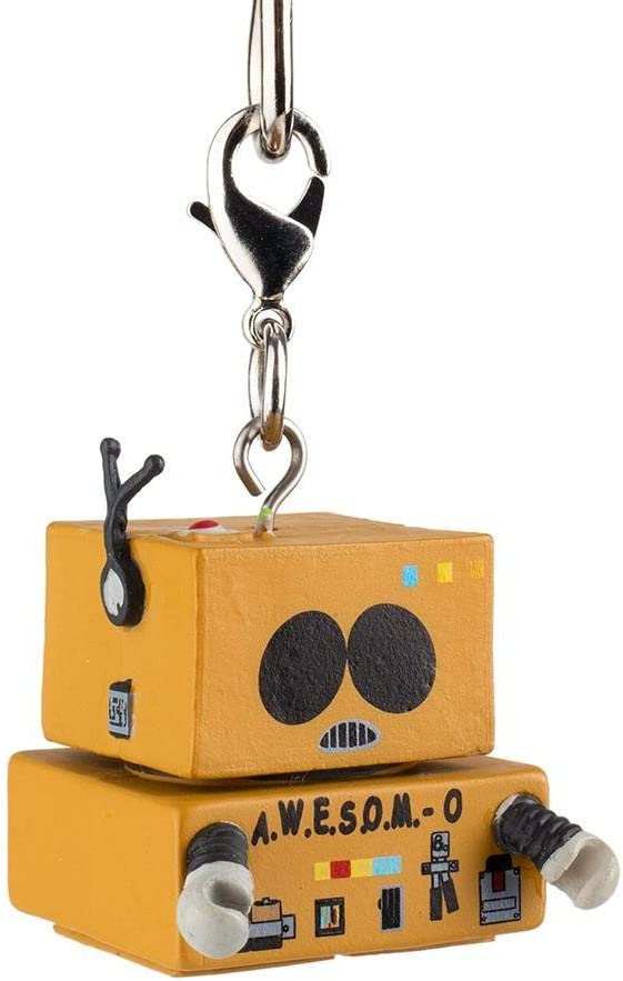 Kidrobot south park Zipper Vinyl Pull Série 2 Mini-Figure-bebe