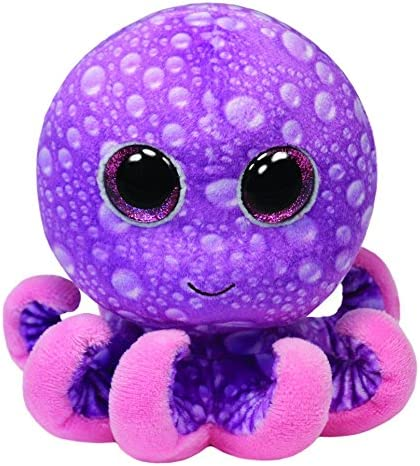 TY BEANIE BOO Octopus Soft Toy LEGS