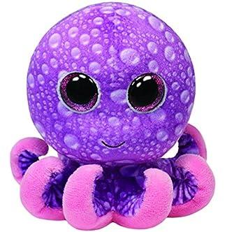 Ty - Pulpo de peluche Octopus (34104)