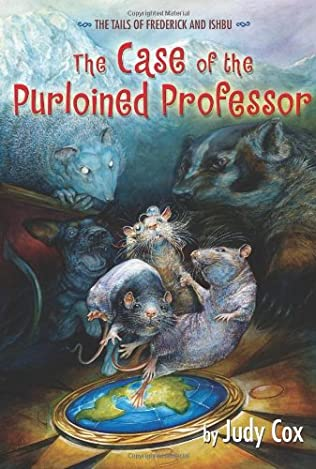 book cover of The Case of the Purloined Professor