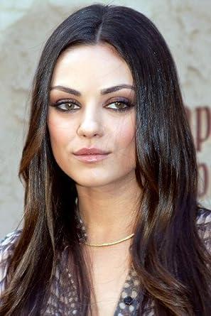 Mila Kunis Striking Close Up Pose 11x17 Mini Poster at