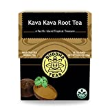 Kava Kava Root Tea - Organic Herbs - 18 Bleach Free Tea Bags