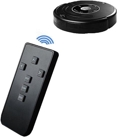 Wadoy - Mando a distancia para aspiradora Roomba 650 529 550 595 630 660 760 770 780 790 870 880: Amazon.es: Electrónica