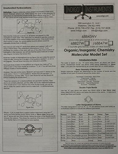 Basic Organic Chemistry Molecular Student Set