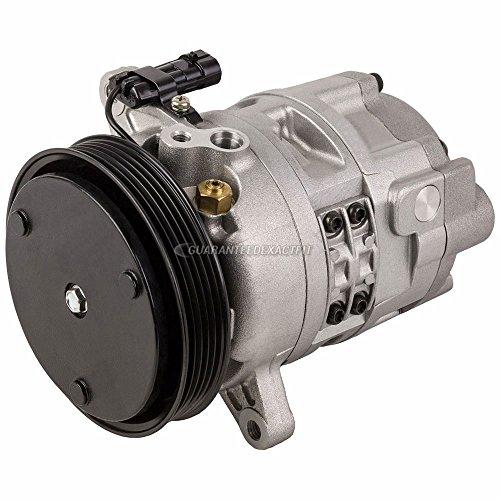 AC Compressor & A/C Clutch For Saturn SC1 SC2 SL SL1 SL2 SW1 SW2 1997 1998 - BuyAutoParts 60-00809NA (Saturn Ac Compressors)