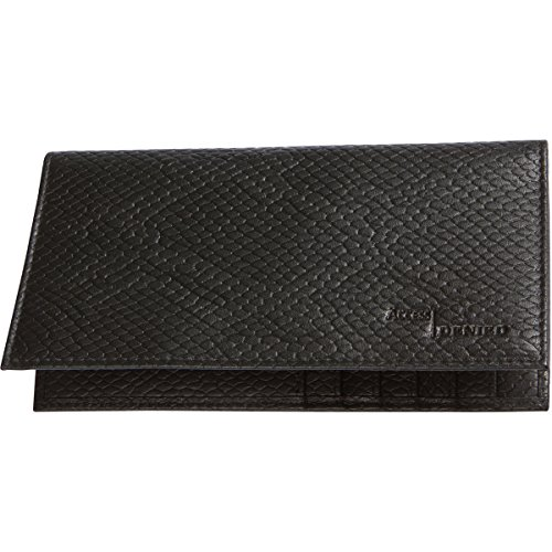 Access Denied Leather Checkbook Wallet