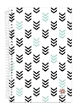 bloom daily planners 2016-17 Academic Year Daily Planner - Weekly and Monthly Datebook Calendar - August 2016 - July 2017 (6