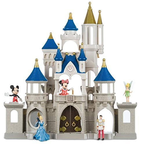 Cinderella Castle Play Set by Walt Disney (World Cinderella Castle)