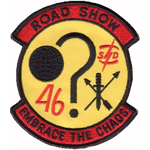 (1st SOS Special Operations Squadron Goose 46 Patch )