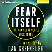 Fear Itself: Max Segal, Book 3 | Dan Greenburg