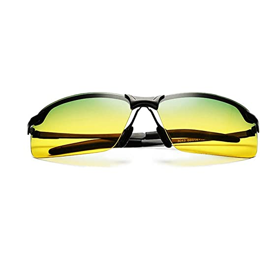 Drive Riding Outdoor Sunglasses Night Vision Goggles Eye protection Sport Glasse
