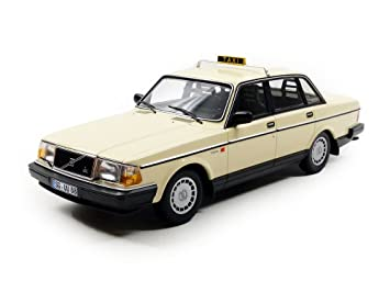 Minichamps 155171494 1:18 1986 Volvo 240 Gl - Taxi Germany
