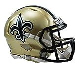Riddell New Orleans Saints NFL Replica Speed Mini Football Helmet