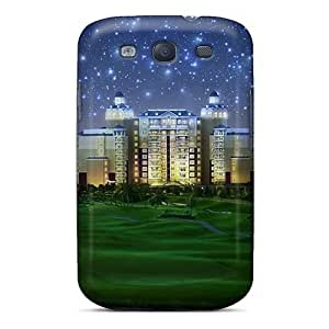 Faddish Phone Huge Home Case For Galaxy S3 / Perfect Case Cover