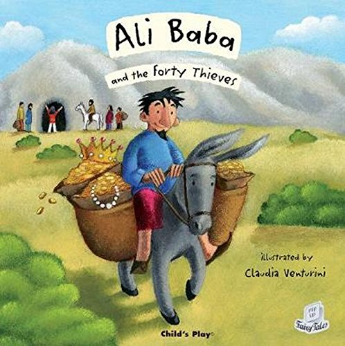 Book Ali Baba and the Forty Thieves (Flip-up Fairy Tales)<br />TXT