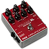 Pike Amplification Vulcan XL Bass Overdrive/Distortion Preamp Pedal