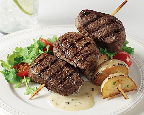 Kansas City Steaks 16 (2oz.) Super Trimmed Tenderloin Filet Mignon Medallions