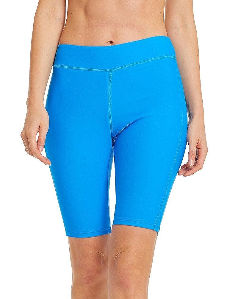 Pantaloncini da Bagno per Donna LAUSONS Costumi da Nuoto Donna Pantaloni Leggins Corti