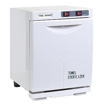 Genial 5L UV Heat Towel Warmer Cabinet Storage Spa Salon Sterilizer