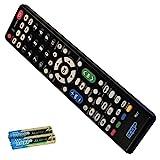 sharp aquos 3d smart tv - HQRP Remote Control for Sharp GA759WJSA RRMCGA759WJSA LCD LED HD TV Smart 1080p 3D Ultra 4K AQUOS + HQRP Coaster