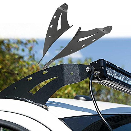 50 led light bar brackets ford - 6