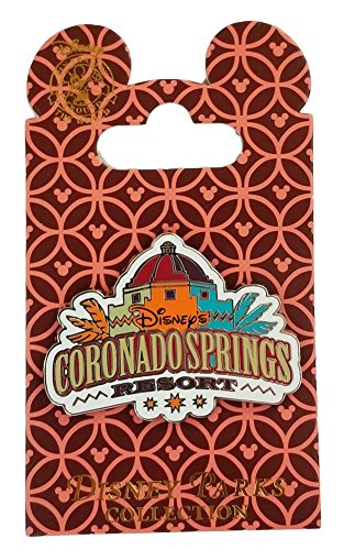 Disney Pin - Coronado Springs Resort - Coronado Springs