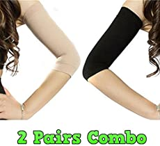 416c173037445 Adecco LLC 2 Pair Slimming Compression Arm Shaper…  8.98 8.98. Bestseller.  (64). DEAL OF THE DAY. ENDS IN. Ahh By Rhonda Shear Women s Plus Size ...