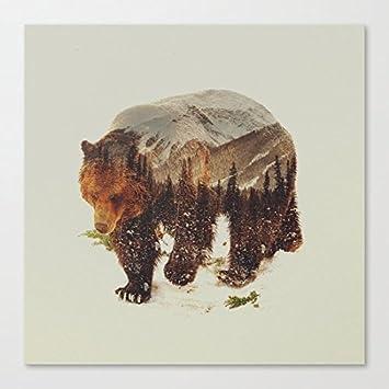Bear Wall Art – Wall Murals Ideas