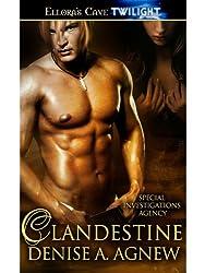 Clandestine: 8 (Special Investigations Agency)