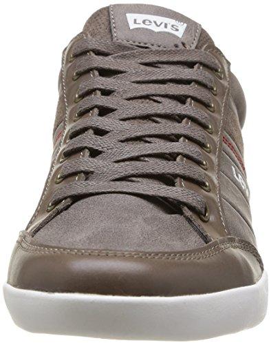 Levis Turlock Refresh, Herren Sneakers Braun (57)