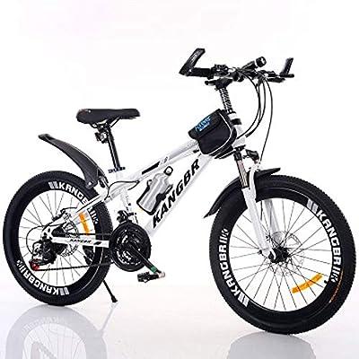 دراجة جبلية 20 إلى 24 بوصة للرجال والنساء الدراجات الجبلية طلاء ممتص للصدمات ذو سرعة متغيرة 21 فرامل قرص داخلي دراجة هوائية طالبة الجبلية A 24 بوصة Amazon Ae