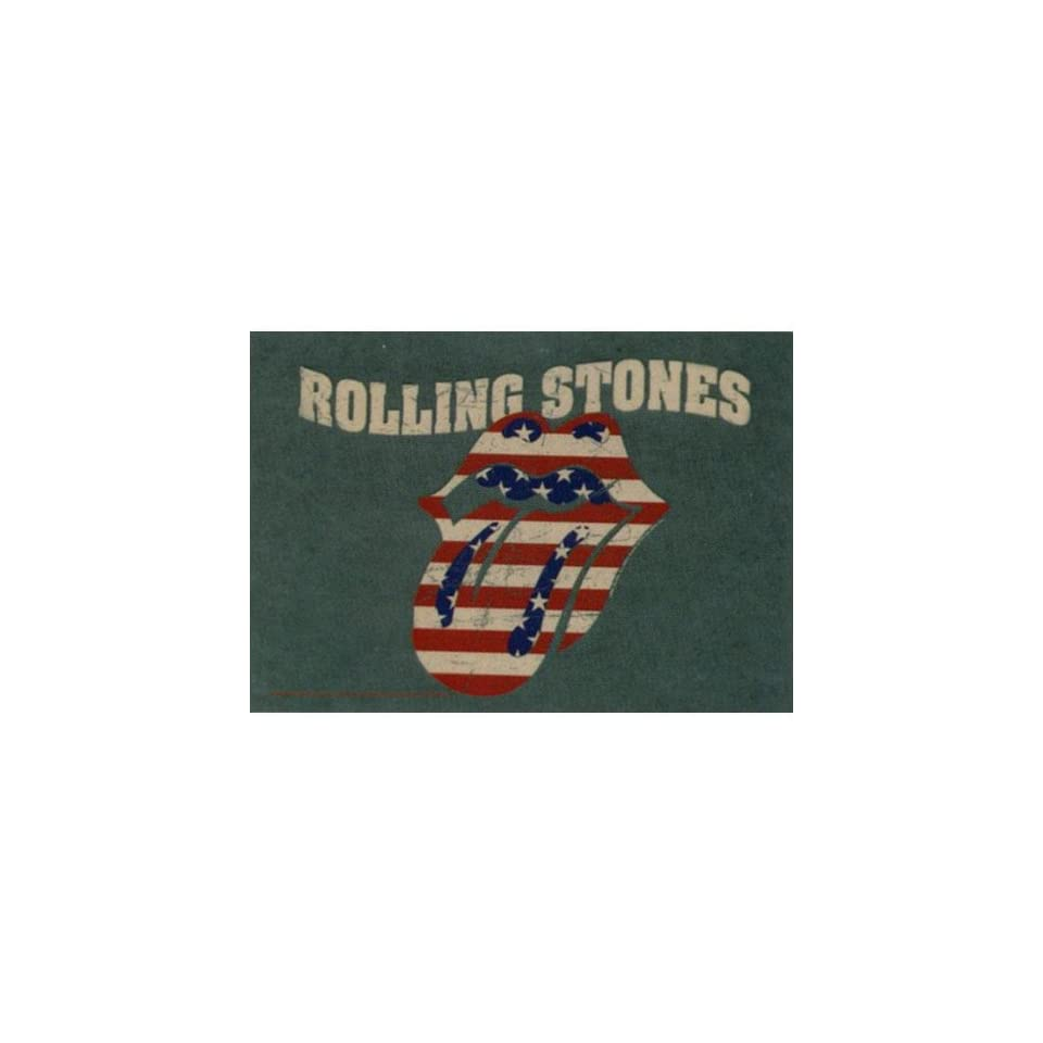 Rolling Stones   Flag Tongue Tapestry
