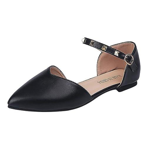 sandalen damen geschlossen flach